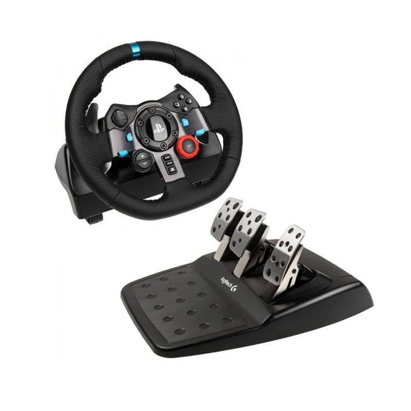 Logitech G29 Racing Wheel - For PC / PS3 / PS4