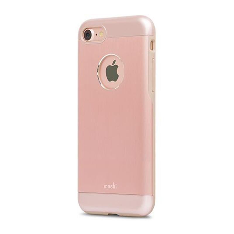 Moshi IGlaze Armour For IPhone 7 Rose Gold
